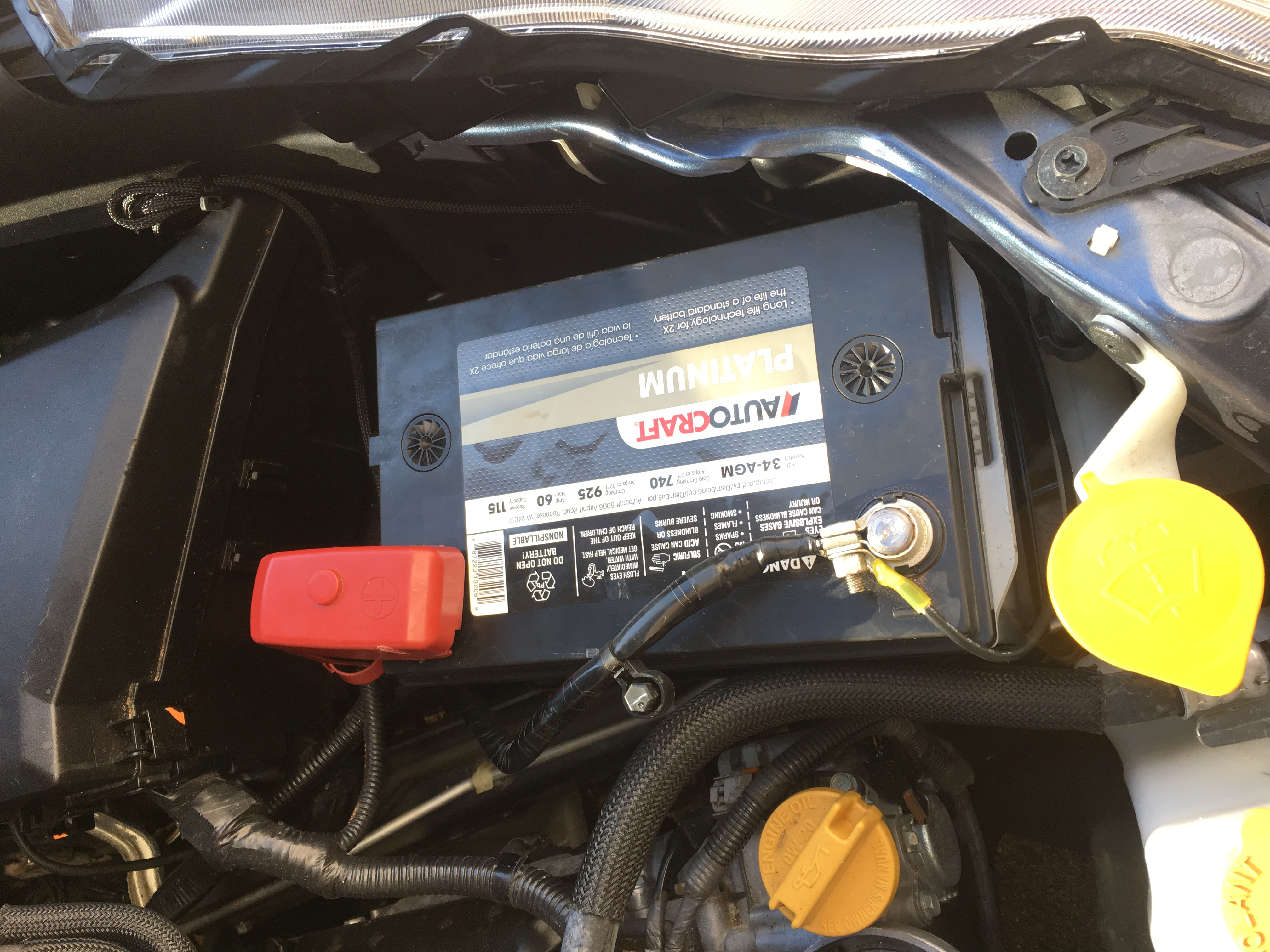 Subaru Twilight Blue >> Gen4 Bigger Battery/Group Size? - Page 11 - Subaru Outback ...