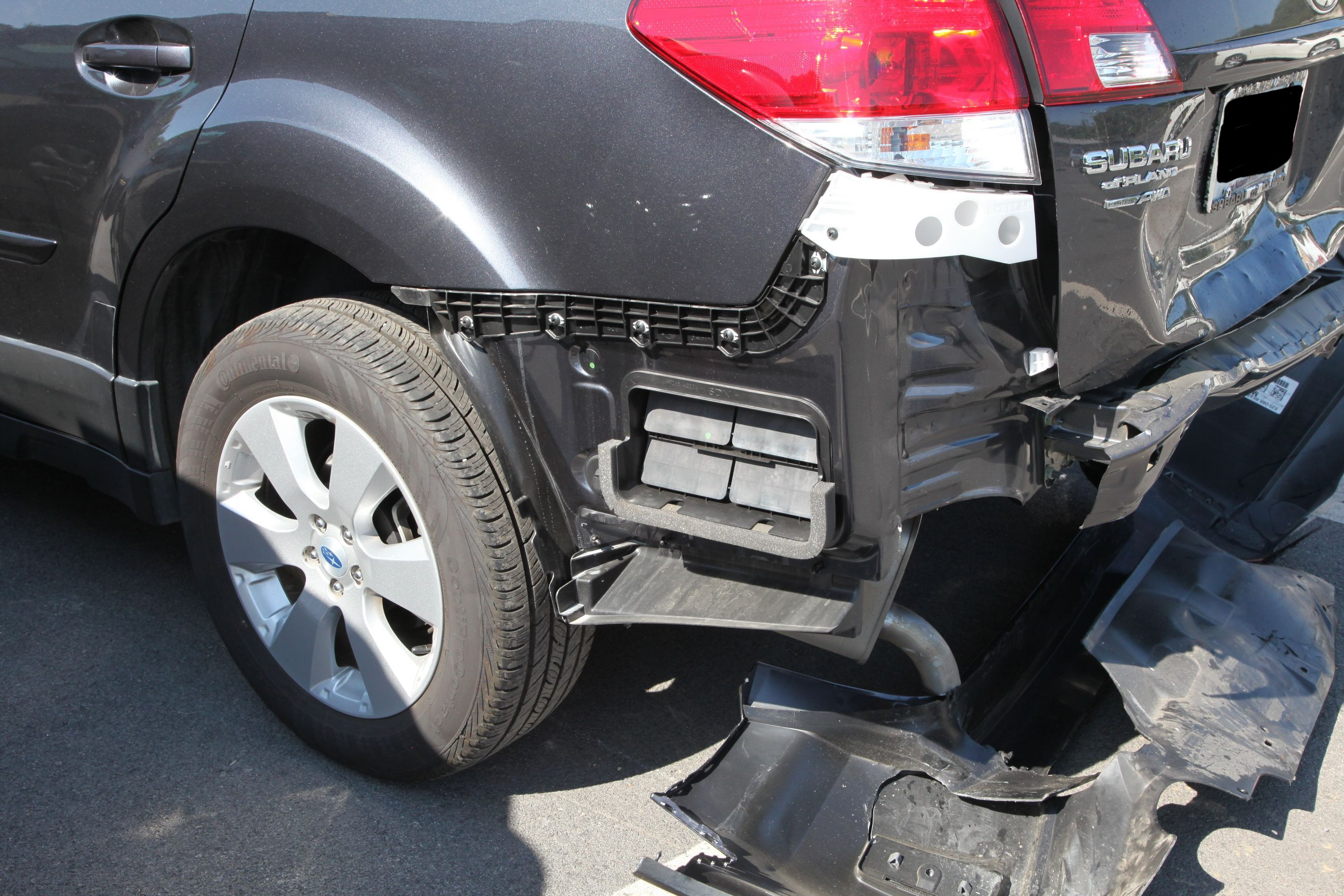 our beloved 2011 outback was rear ended by another car yestday should i sell it subaru. Black Bedroom Furniture Sets. Home Design Ideas