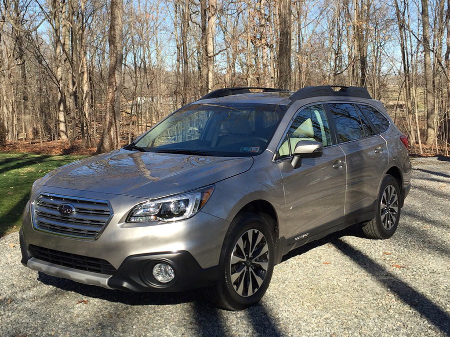 Brand New 2016 Outback 2 5 Limited