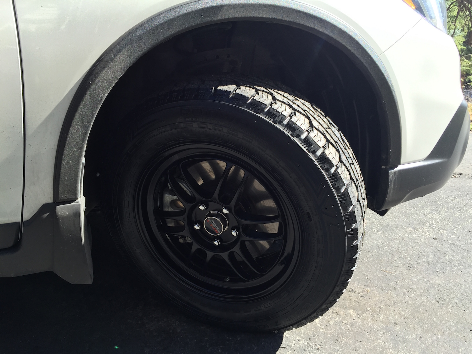 Tires and wheels that are proven to fit - Page 27 - Subaru Outback ...