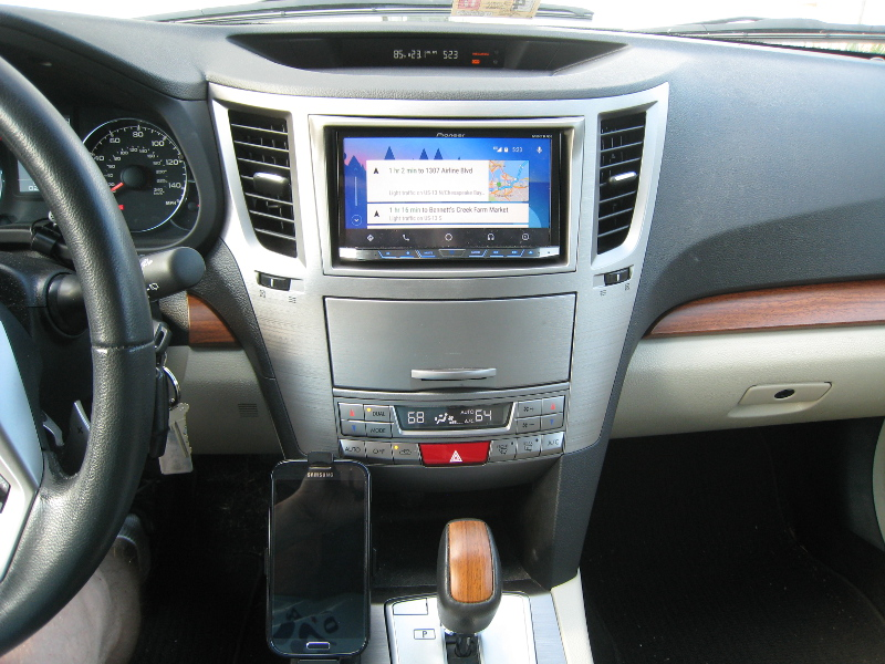 2013 Outback Limited With Nav Wiring Harness For