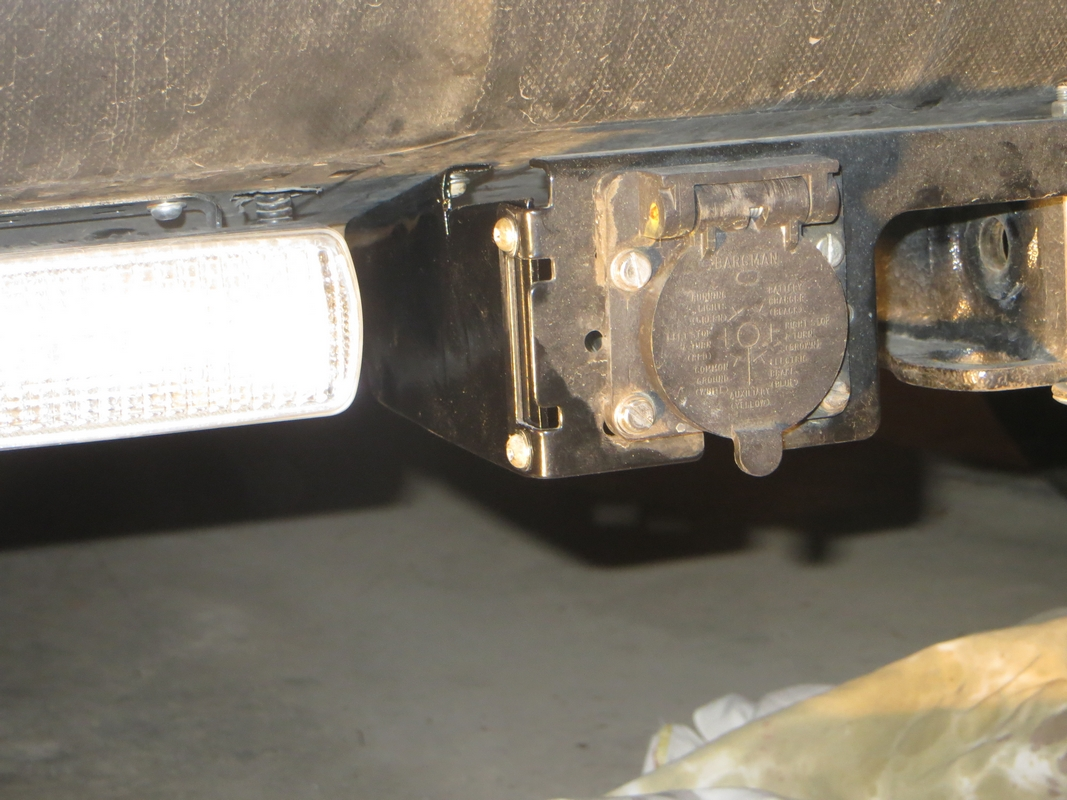 Trailer Hitch Install Wiring And Auxiliary Reverse Lights Subaru Outback Click Image For Larger Version Name Img 9543 Tn Views 262 Size 5588