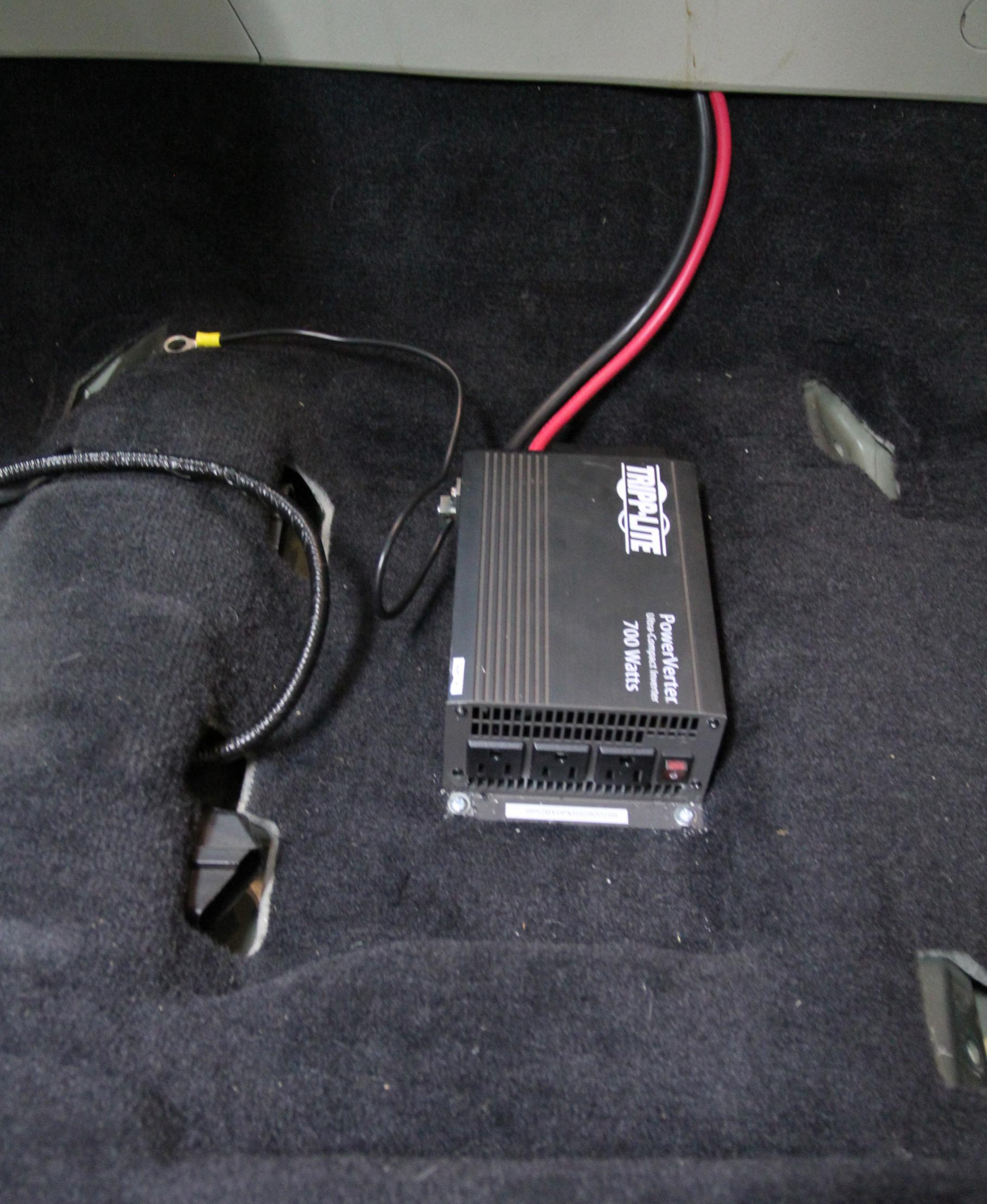 110v Power Outlet install guide? - Page 4 - Subaru Outback - Subaru ...