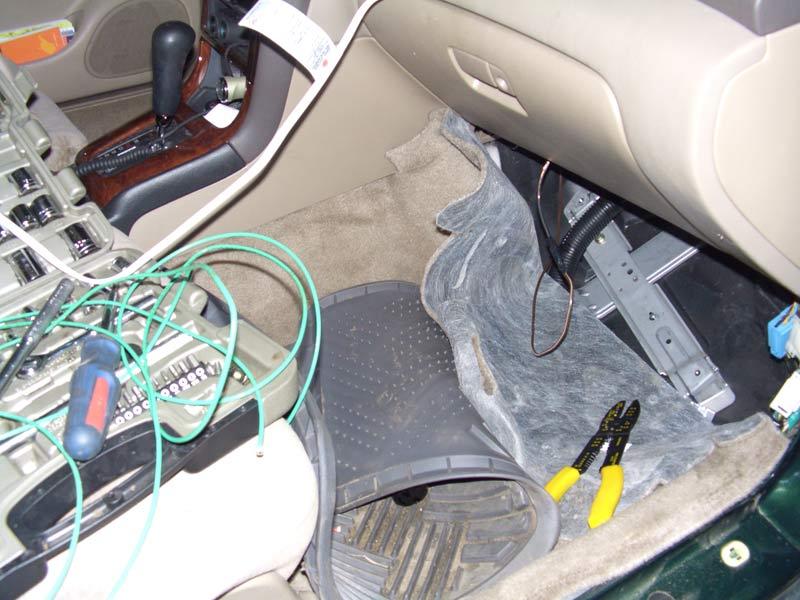 Inverter Wiring  - Subaru Outback