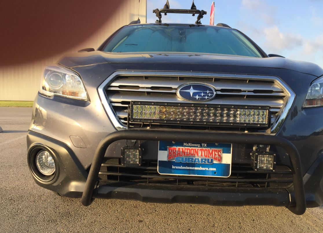 Led Light Bar Options Subaru Outback Subaru Outback Forums