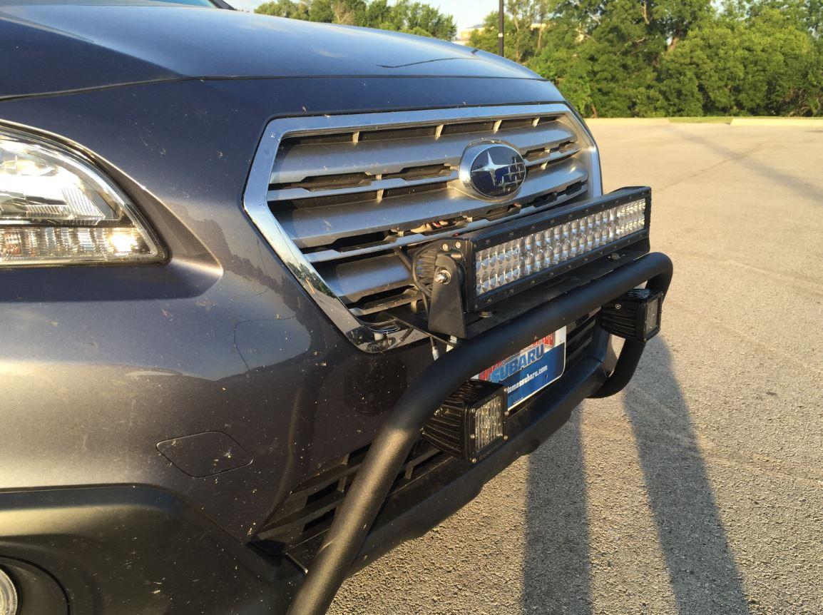 Mounting Led Light Bars Subaru Outback Forums