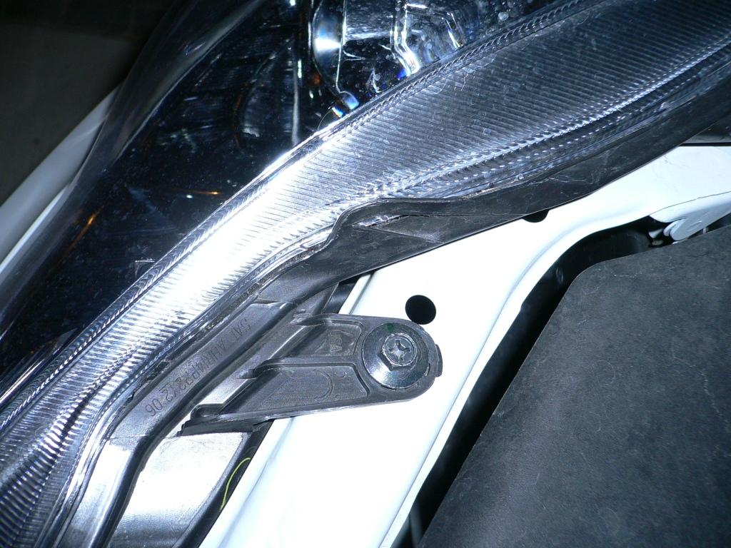 Adjusting 2010 Outback Legacy Headlights Subaru Outback