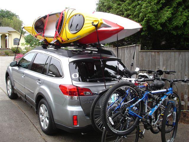Roof Rack Pics On Current Generation Outback Page 3