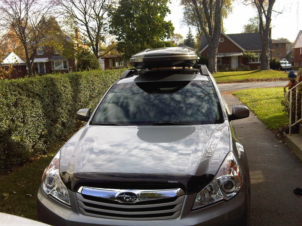 Thule or Yakima? Please post your pics - Pelican Parts Forums