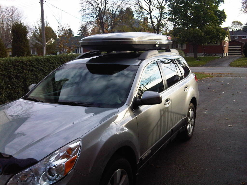 Thule bar awning mount. Howd you do it?   Page 3