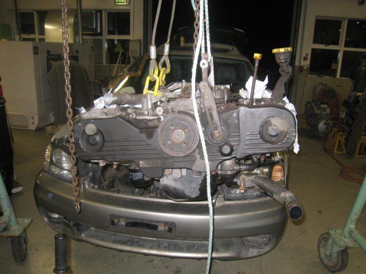 EJ251 rebuild - where to buy parts - OEM vs OE?? | Subaru Outback Forums
