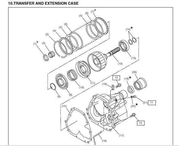 Subaru Engine Models