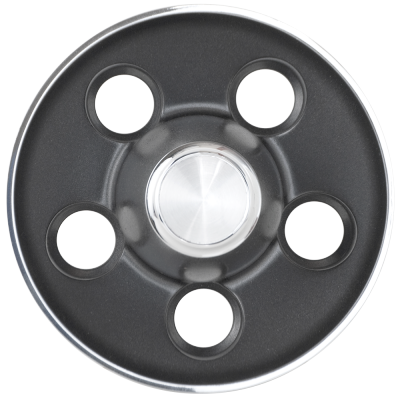 Steel Wheel Winter Time Wheel Center Cap