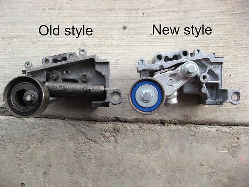 Need new style timing tensioner bracket!!!! - Subaru ...
