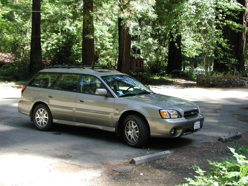 Ll Bean Subaru >> My 2003 Outback Ll Bean When It Was New Subaru Outback Forums
