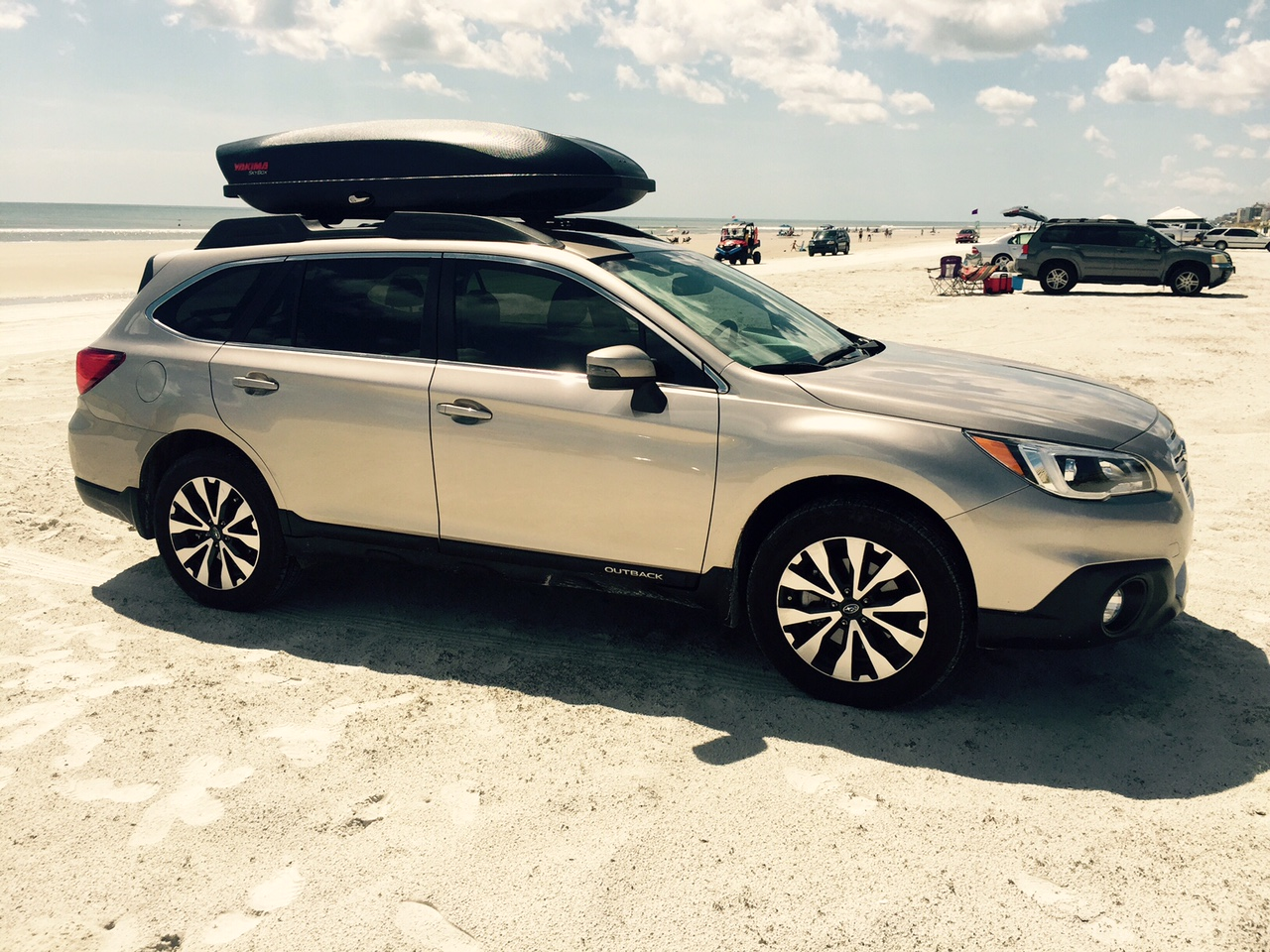 Cargo Box And Or Roof Rack Recs For 2018 Outback Subaru