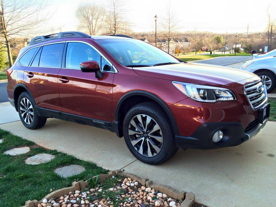2015 subaru outback 3 6r only subaru outback subaru outback forums. Black Bedroom Furniture Sets. Home Design Ideas