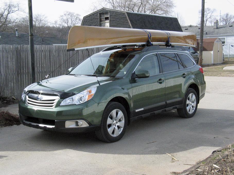 Toyota venza roof rack фото