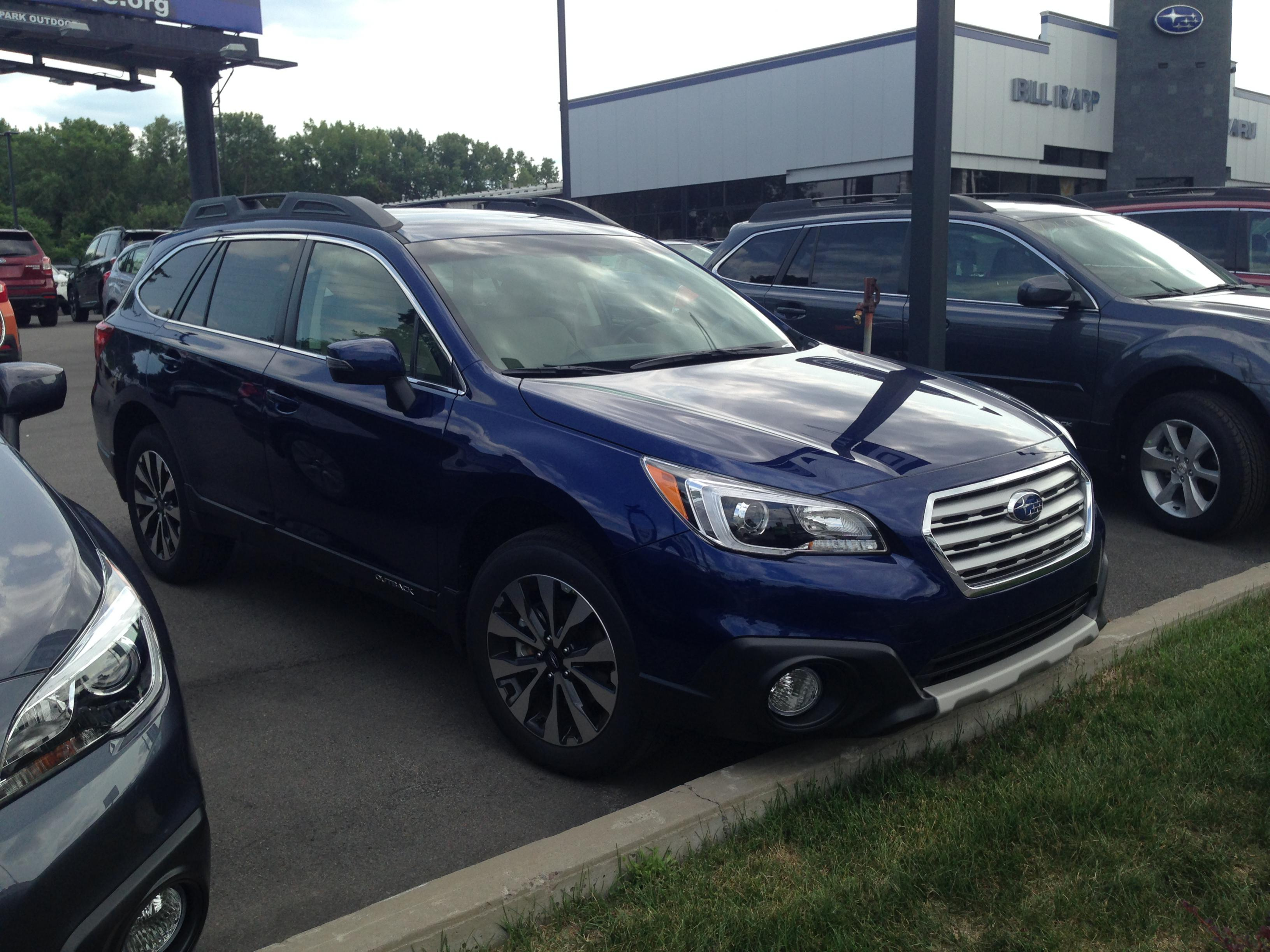 Anyone with lapis blue pics please subaru outback subaru click image for larger version name outb1g views 3963 size 7417 vanachro Choice Image