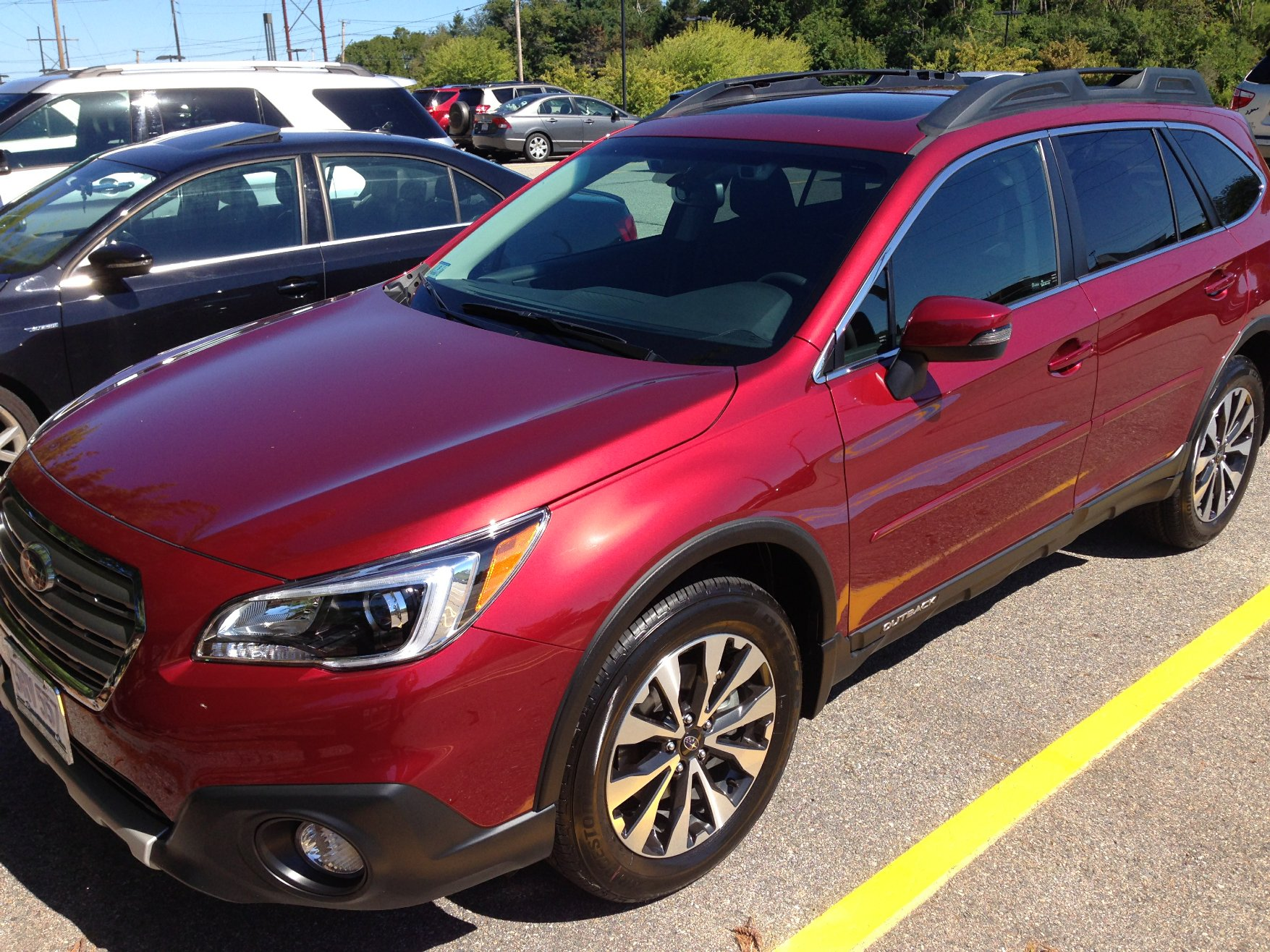 New 2016 Delivery Sticky Page 63 Subaru Outback Subaru Outback