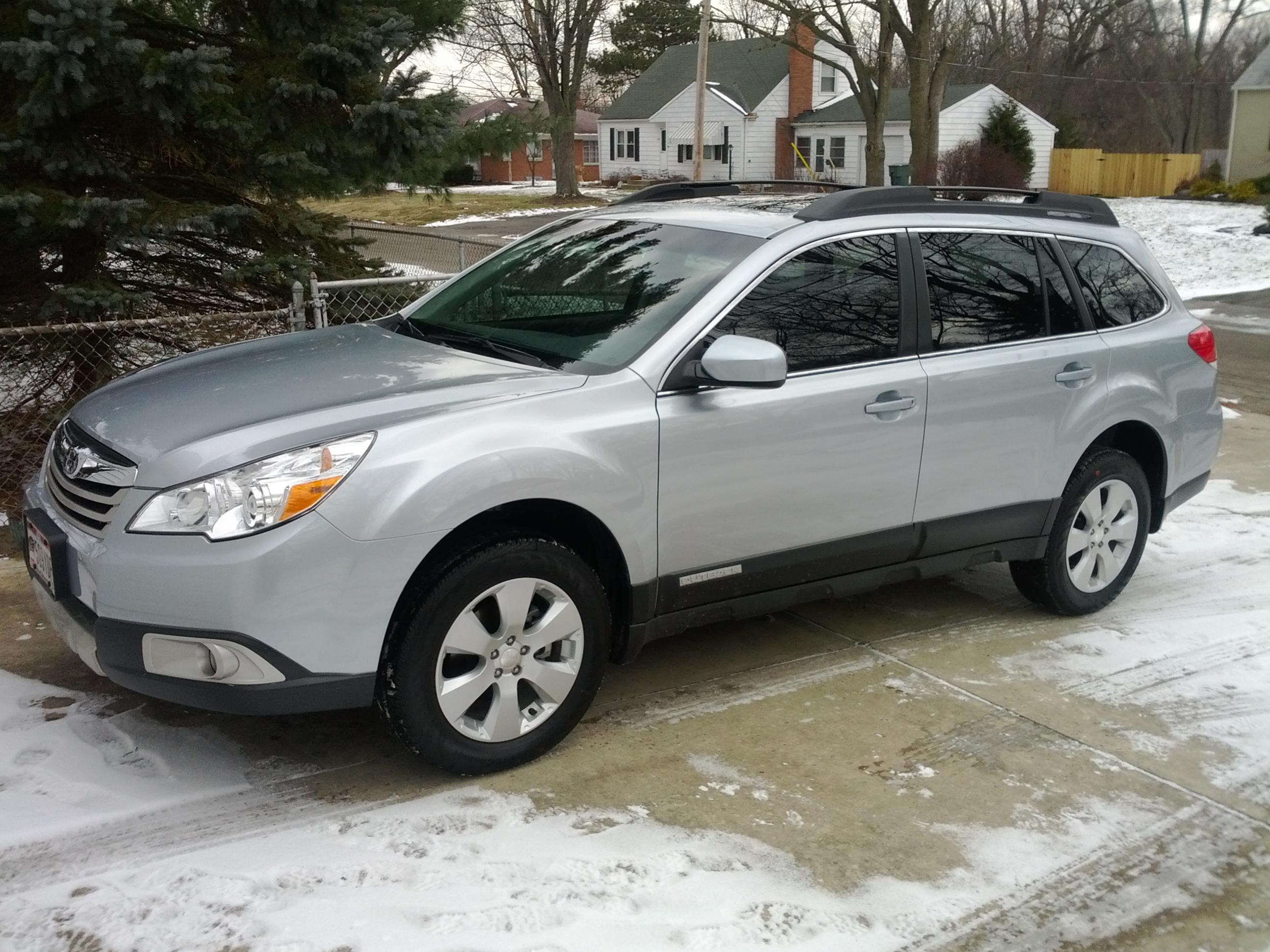 Ice Silver - Page 4 - Subaru Outback - Subaru Outback Forums