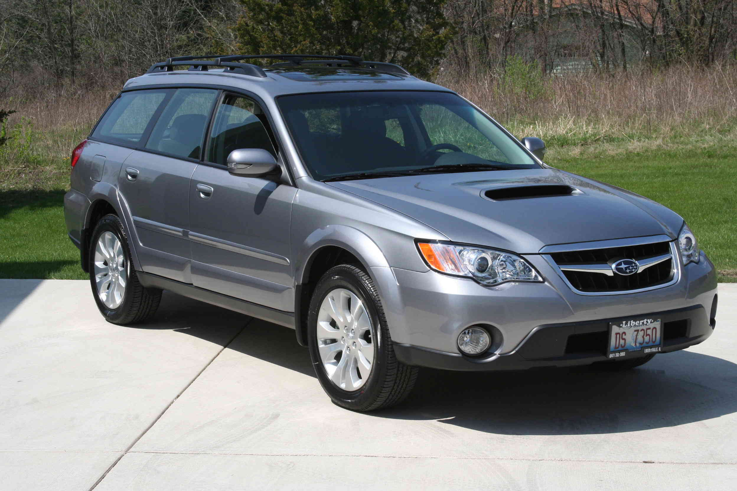 D Took Plunge Xt Limited Outback on 2005 Subaru Outback Turbo