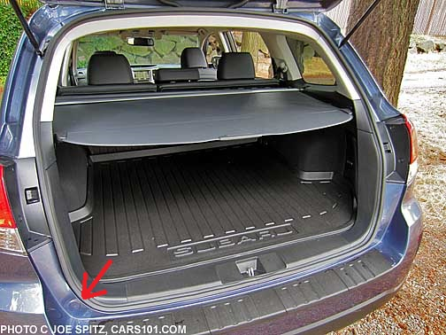 Squeaky Rear Hatch 2014 Limited Page 2 Subaru Outback