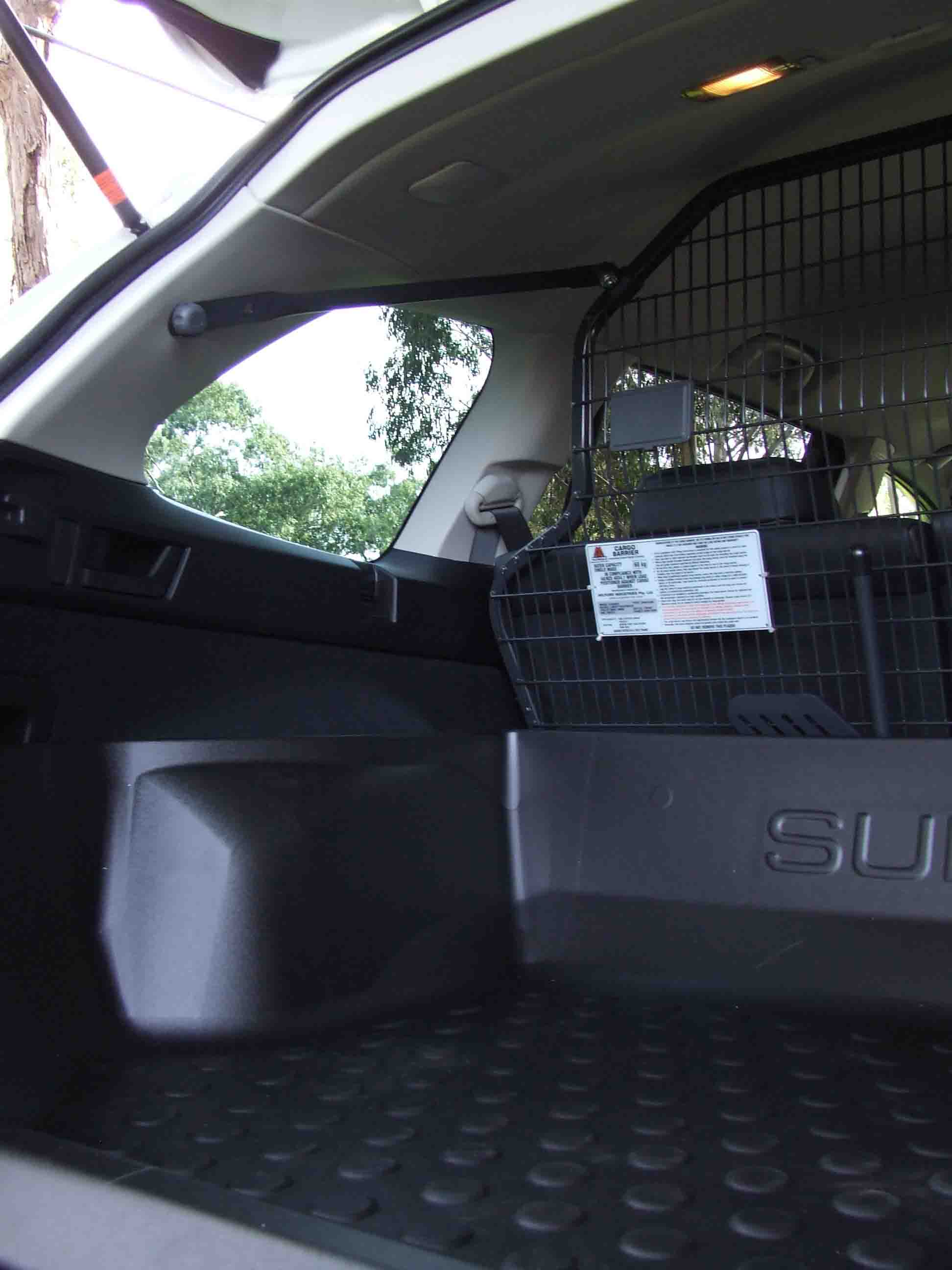 Subaru Pet Barrier Questions Subaru Outback Subaru