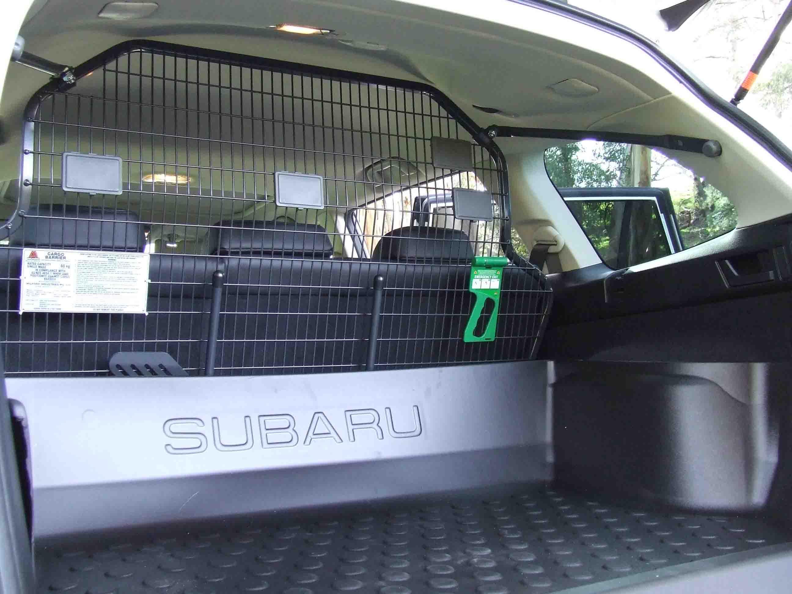 Subaru Pet Barrier - Greatest Subaru
