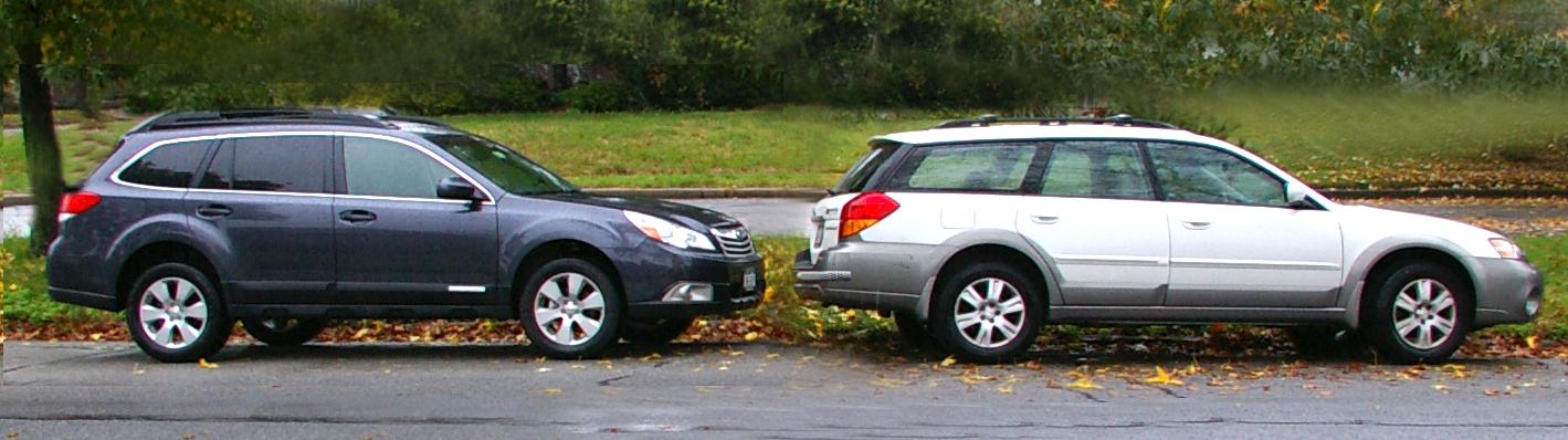 Compare 2014 Crv And 2014 Subaru Outback