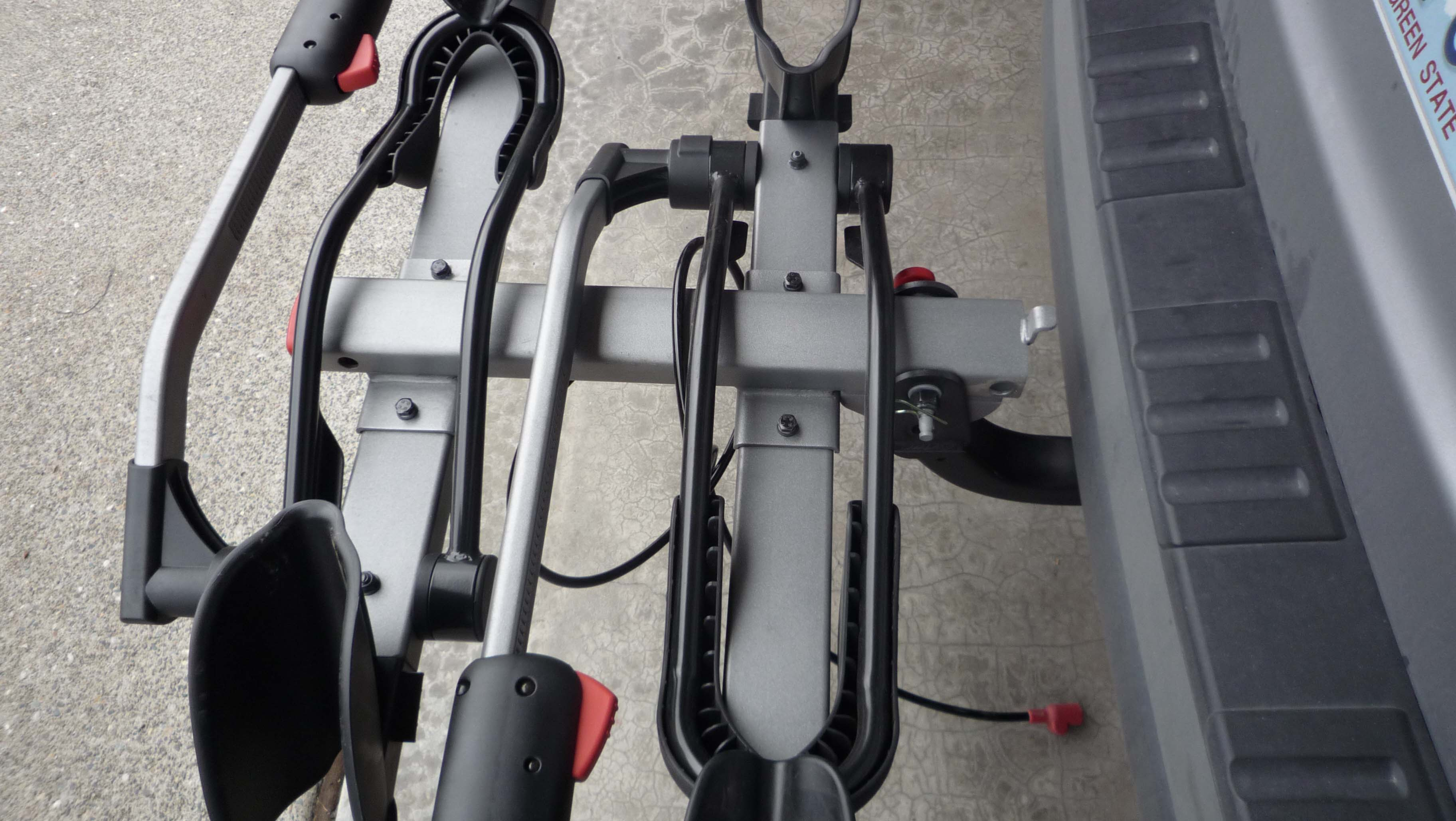 "Yakima Holdup 2 >> Thule T2 or Yakima Holdup with 2"" Hidden Hitch - Subaru ..."
