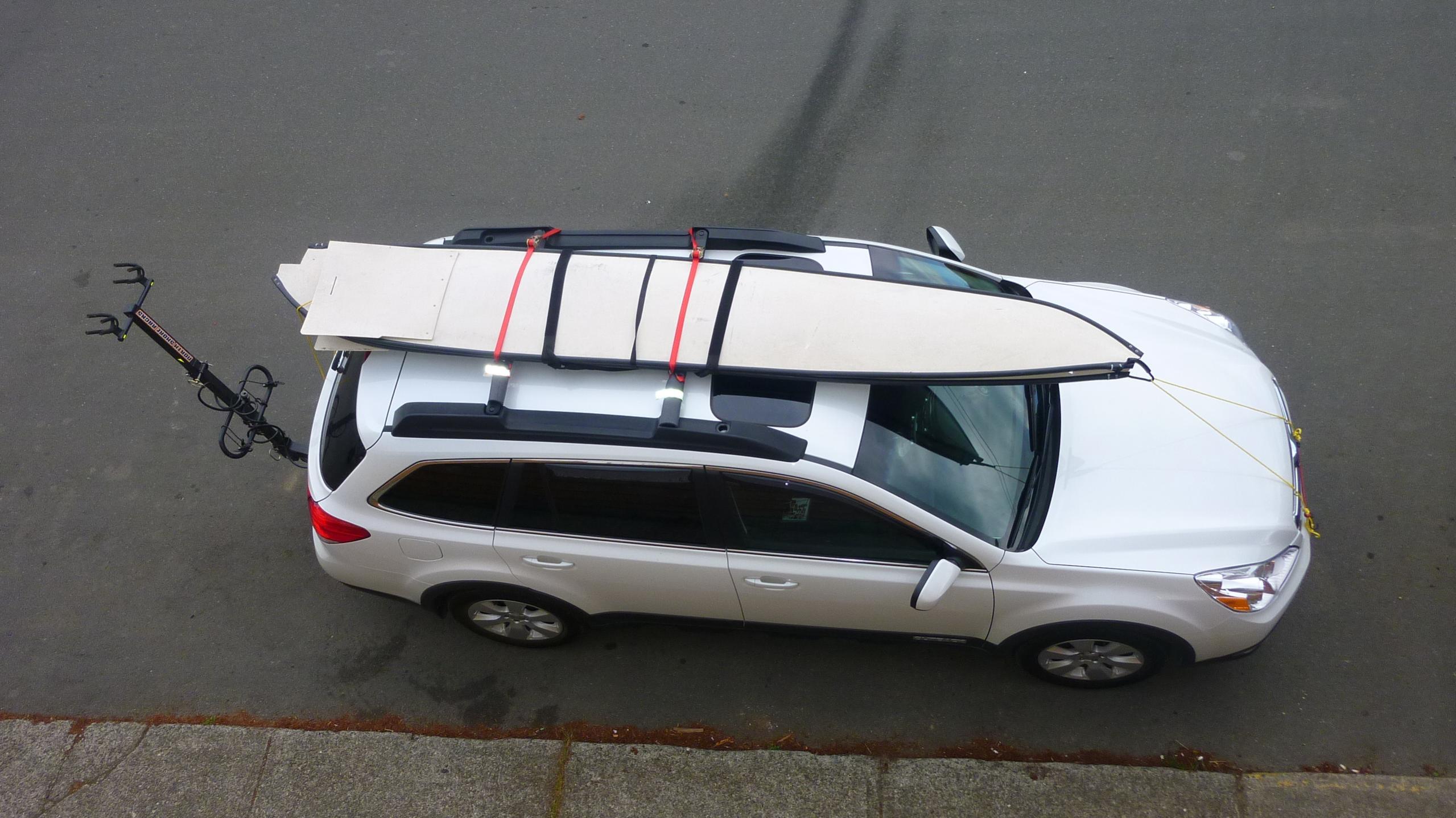 2017 Subaru Outback Roof Rack Problem - Racks Blog Ideas