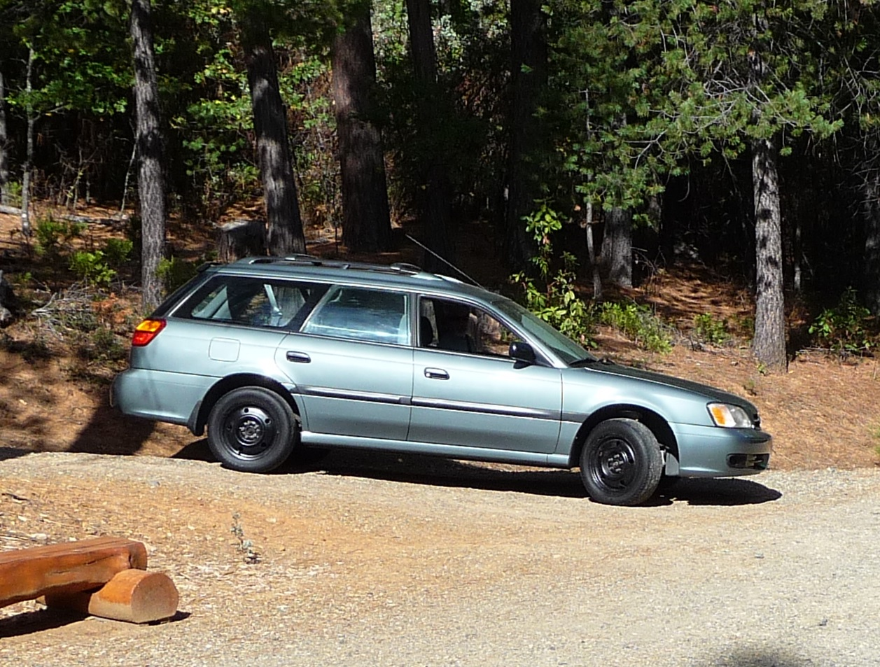 Installing Subtle Solutions 1 Lift On 01 Legacy Wagon Subaru Outback Forums