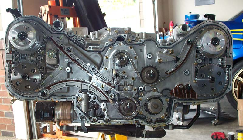 Non Inference Engine Subaru Outback Forums