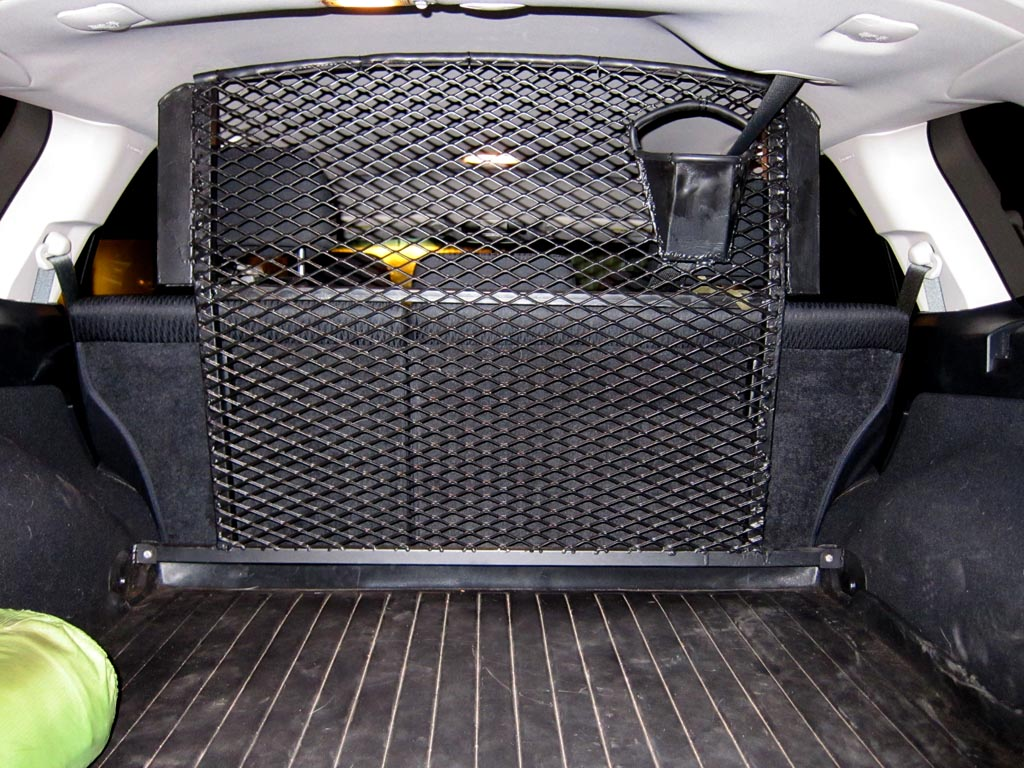 Steel Cargo Barrier For Outback Subaru Forums
