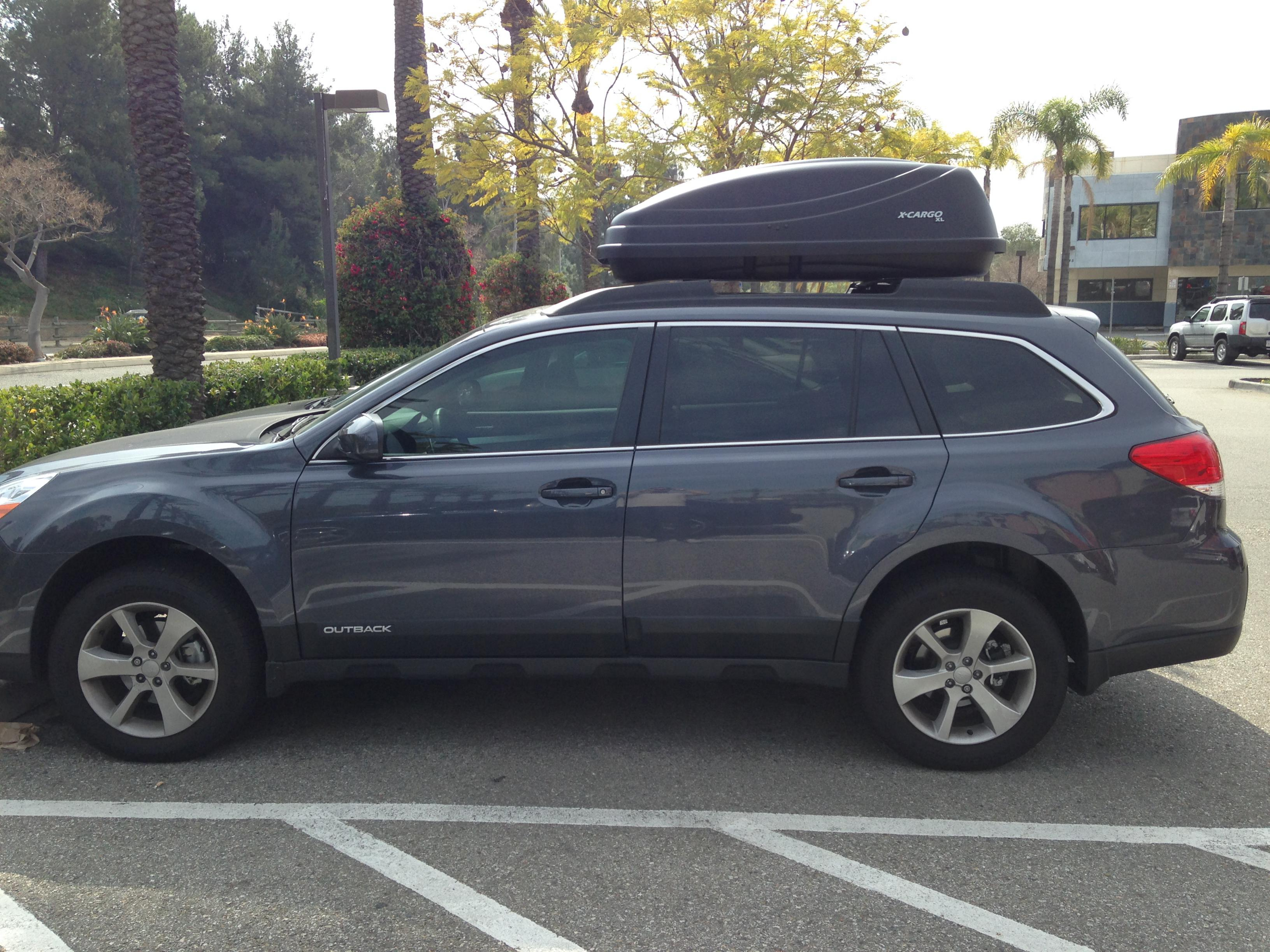 Yakima thule roof cargo box thread page 32 subaru outback click image for larger version name photo 5g views 6278 vanachro Images