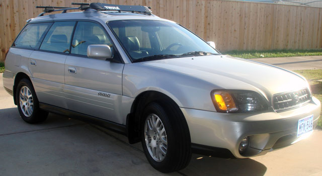 2004 Outback Thule Racks Subaru Outback Forums