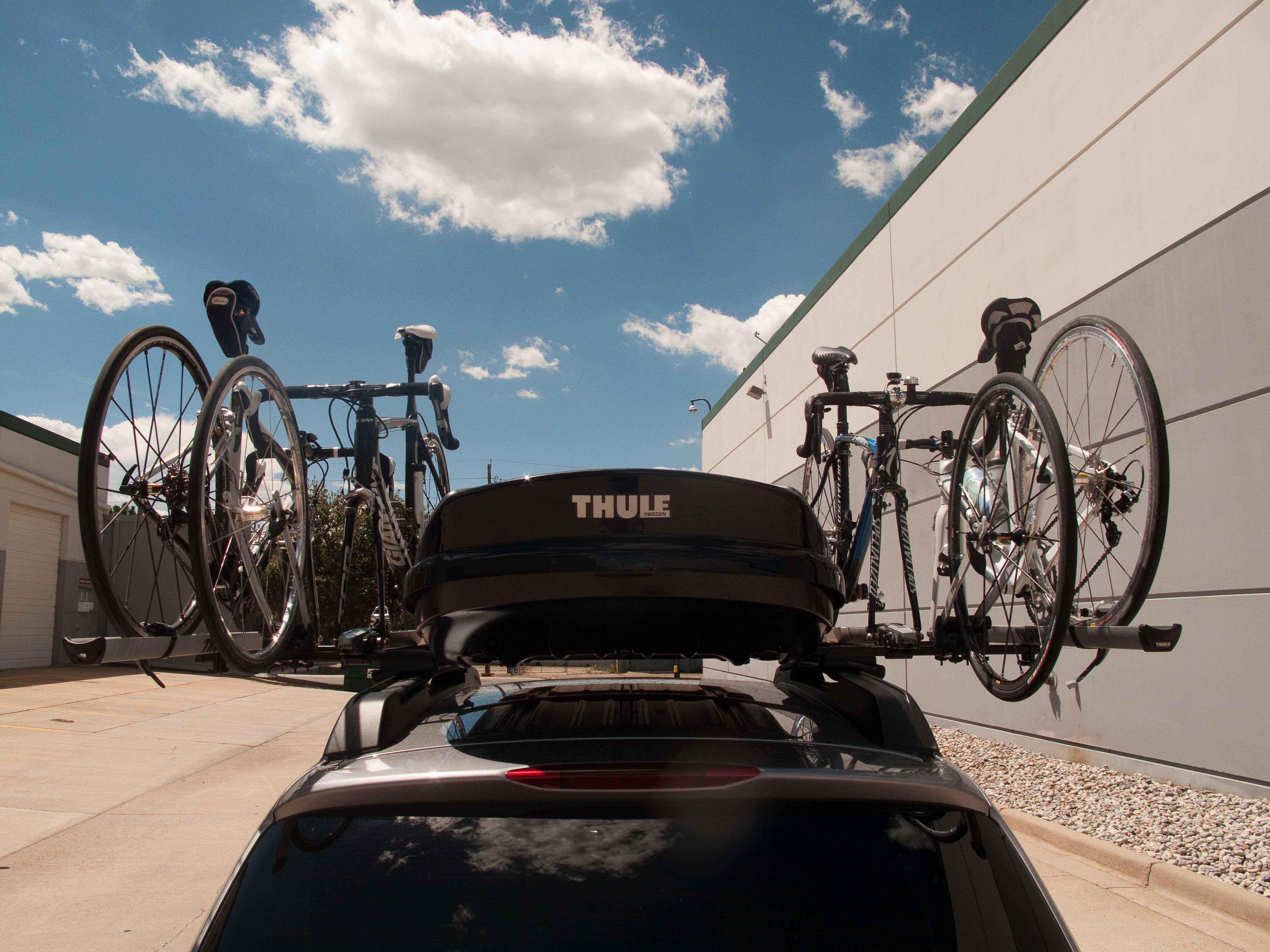 Yakima Amp Thule Roof Cargo Box Thread Page 8 Subaru