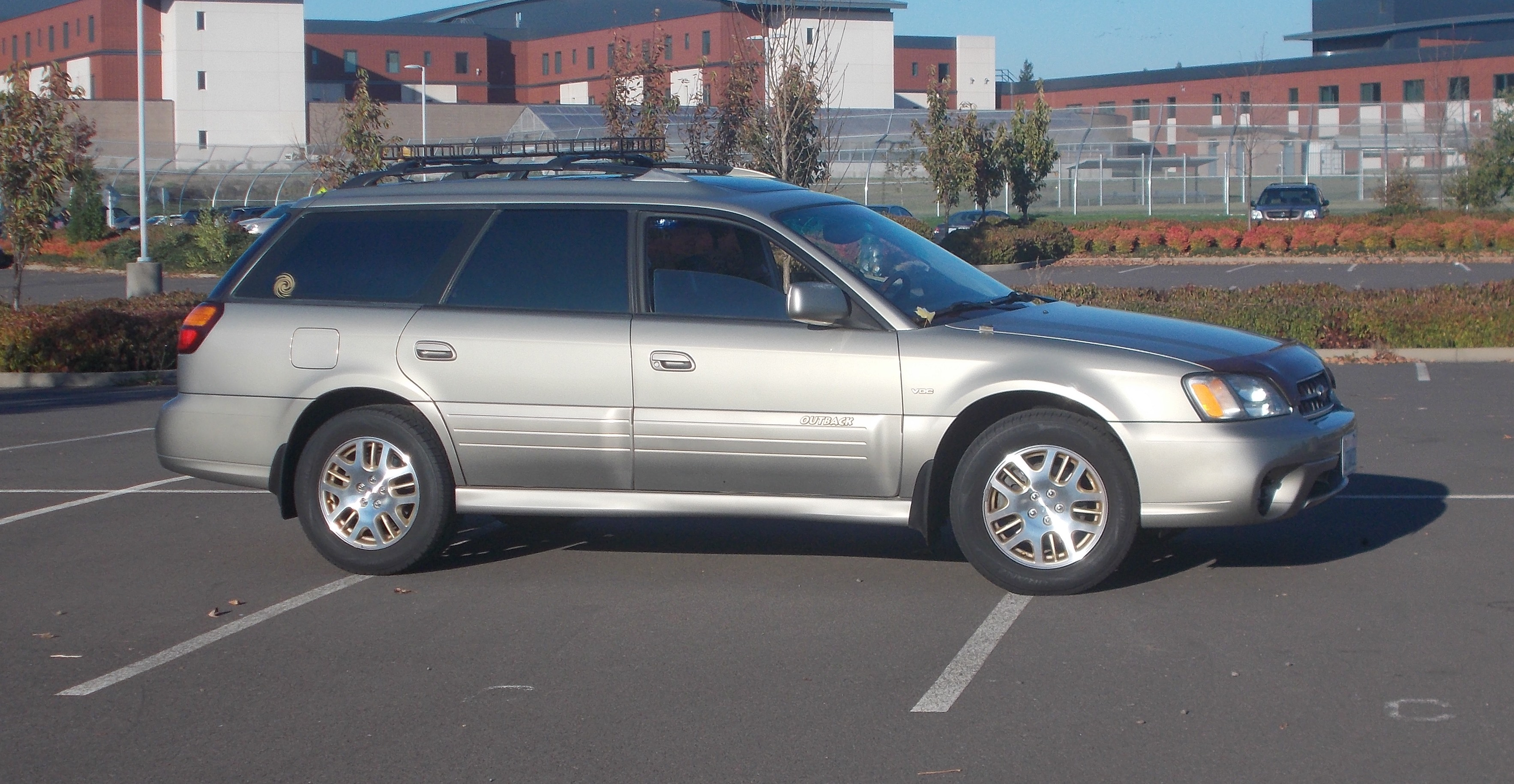 New to me 03 VDC Subaru Outback Subaru Outback Forums