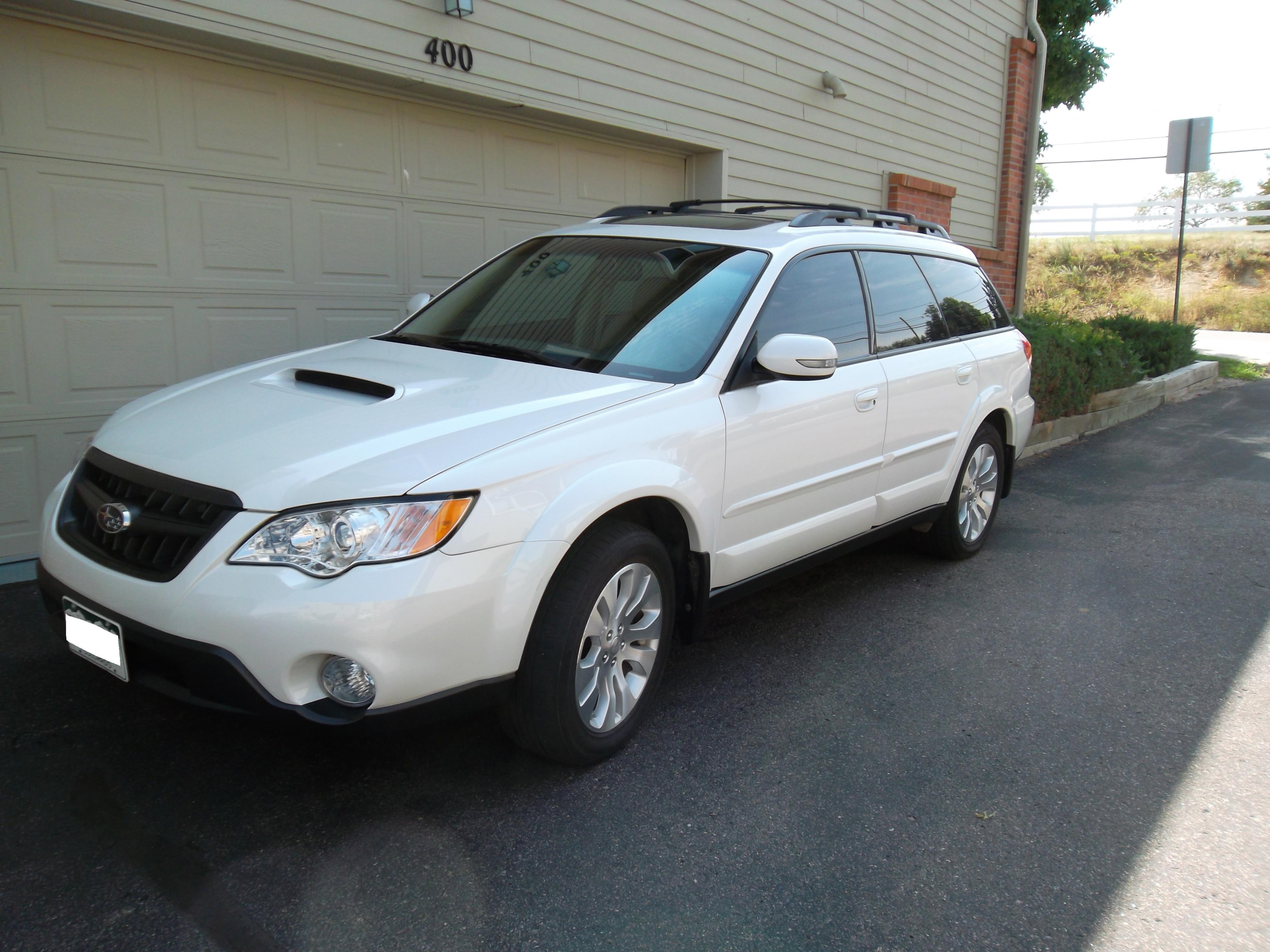 3 Cars In A 2 Car Garage Rx7club Com Jan 2013 211 Jpg: 2008 Outback XT Limited For Sale, 21,000 Miles