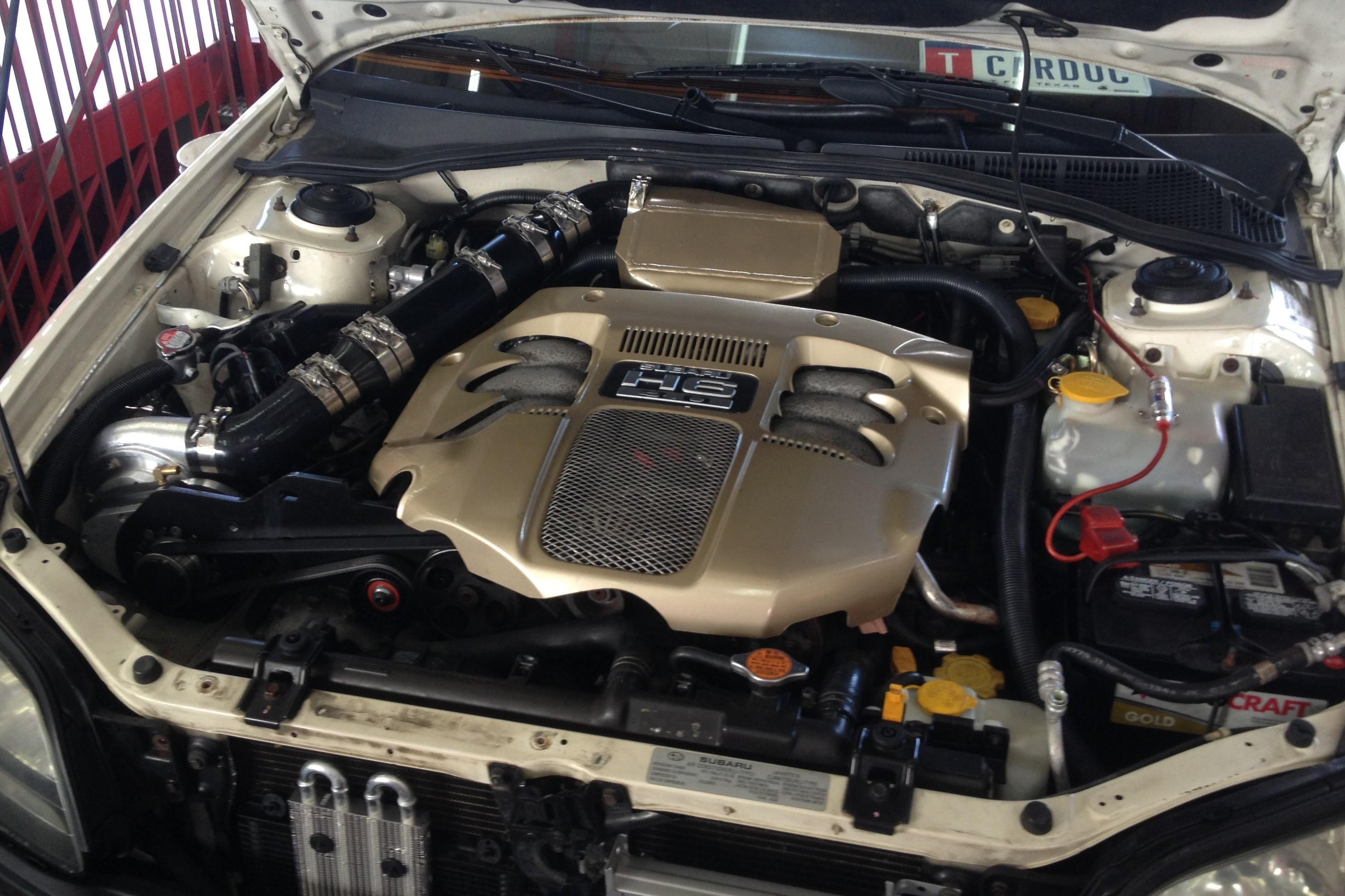 Subaru H6 3 0 Reliability Auto Cars