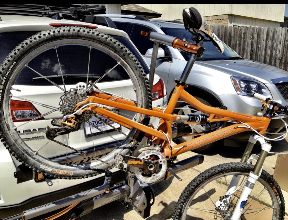 Best Bike Hitch Rack For Outback Period Subaru