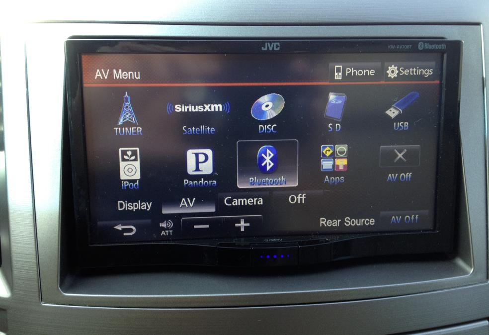 Subaru Aftermarket Parts >> Aftermarket Radio Head Unit for 2012 Outback? - Subaru ...