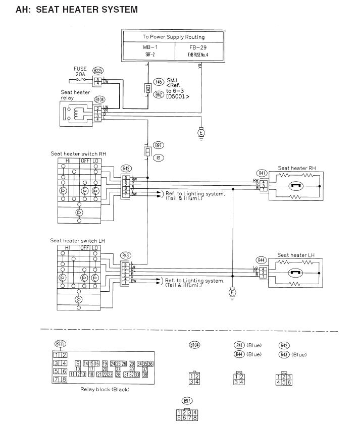 2000 outback wagon heated seats not working subaru outback buick heated seats wiring -diagram click image for larger version name seat heater 2000 jpg views 8586 size