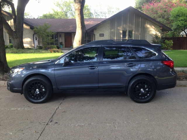 Largest size tire for 3.6R Limited - Subaru Outback - Subaru ...