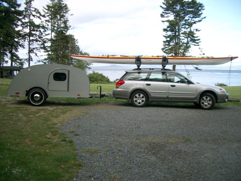2017 Subaru Outback Towing Capacity >> Experiences with Towing Campers - Page 5 - Subaru Outback ...