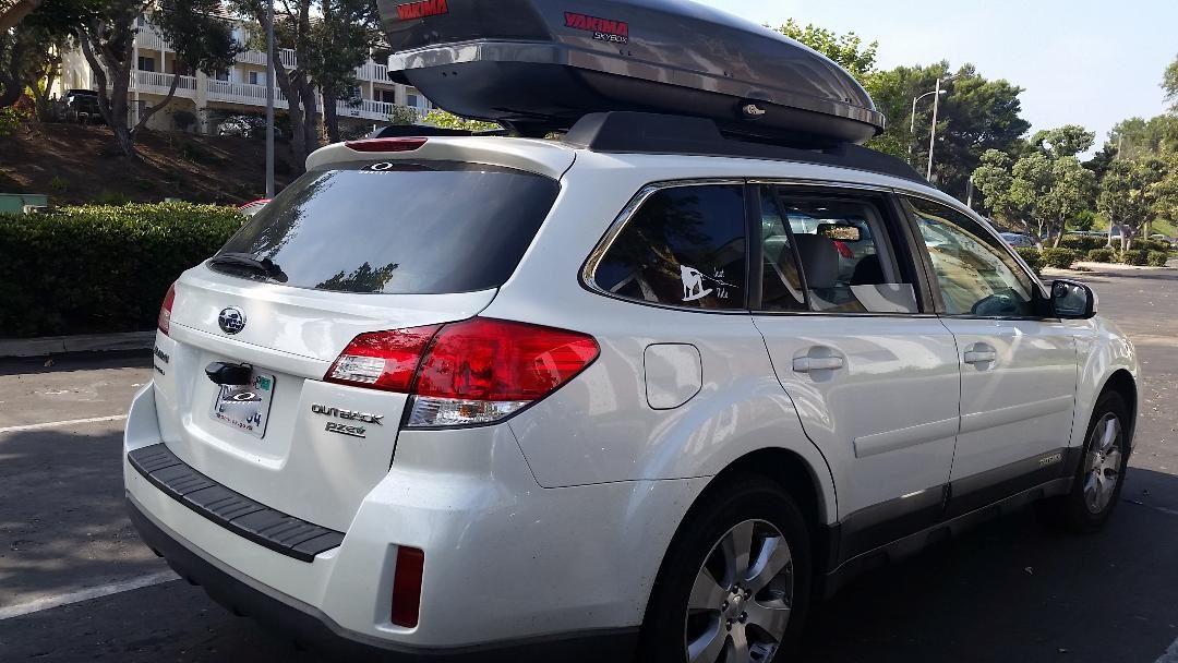 Best Cargo Box Subaru Outback Forums