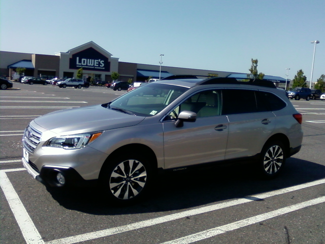 Forester Vs Outback >> Tungsten Metallic vs. Burnished Bronze Metallic - Subaru Outback - Subaru Outback Forums
