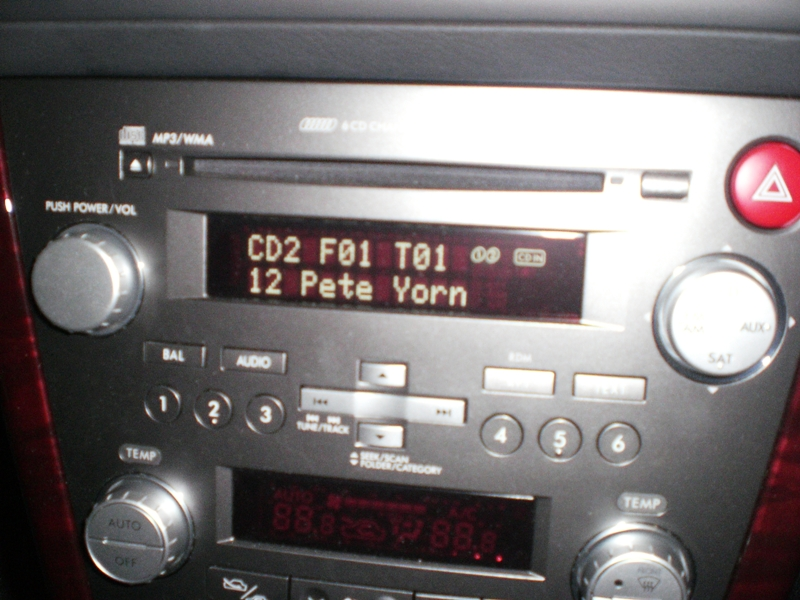 Best Way To Rip Mp3's For Stereo Subaru Outback Rhsubaruoutbackorg: 2007 Subaru Outback Radio Replacement At Gmaili.net