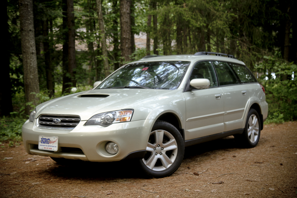 Fire Sale in NH: 2005 Subaru Outback Turbo, Manual, Loaded $9995